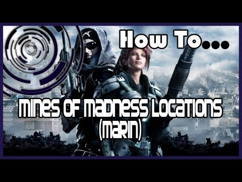 How To - Defiance: Mines of Madness Data Recorder Locations (Marin) by PIAV