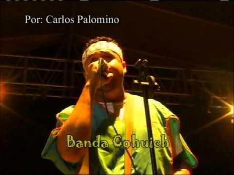 Banda COHUICH / Tuyo nada más 2012