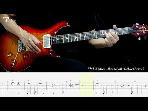 Celine Dion - My Heart Will Go On Guitar Lesson With Tab(Slow Tempo)