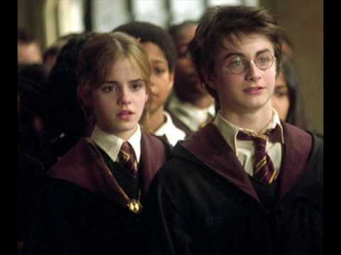 harry potter and hermione granger youtube