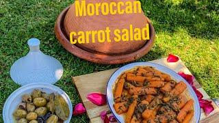 MOROCCAN CARROT SALAD - Eąsy to make
