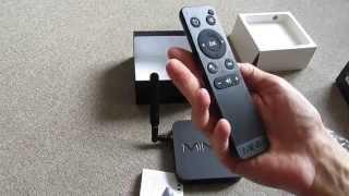 Первый полный видео обзор Minix Neo X8-h на русском языке