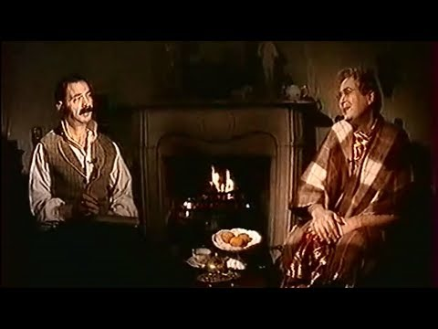Городок - Холмс и миссис Хадсон