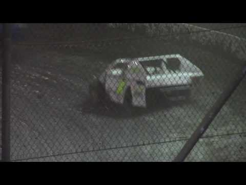 Tim Cecil B Main Bakersfield Speedway 10-8-16