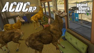 GTA 5 Roleplay ACDCrp - #63 - Deer... Oh Dear.