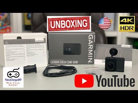 Garmin Dash Cam 66W Unboxing, Installation & Review (English)