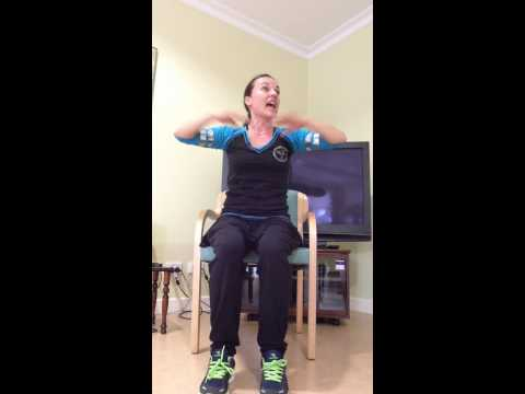 Zumba Gold Chair Part 3