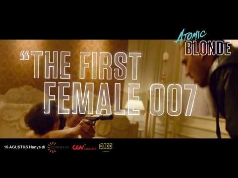 Atomic Blonde - In Indonesian Cinemas 16 August 2017
