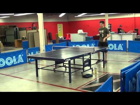 Drew And Cameron - Kansas City Table Tennis - Ping Pong Club