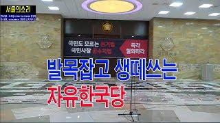 서울의소리 생중계, 패스트트랙 발목잡고 생떼쓰는 자유한국당 thumbnail