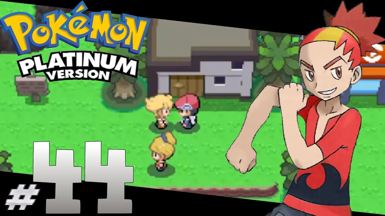 Pokemon: Platinum - Tam Çözüm#44 : Battleground