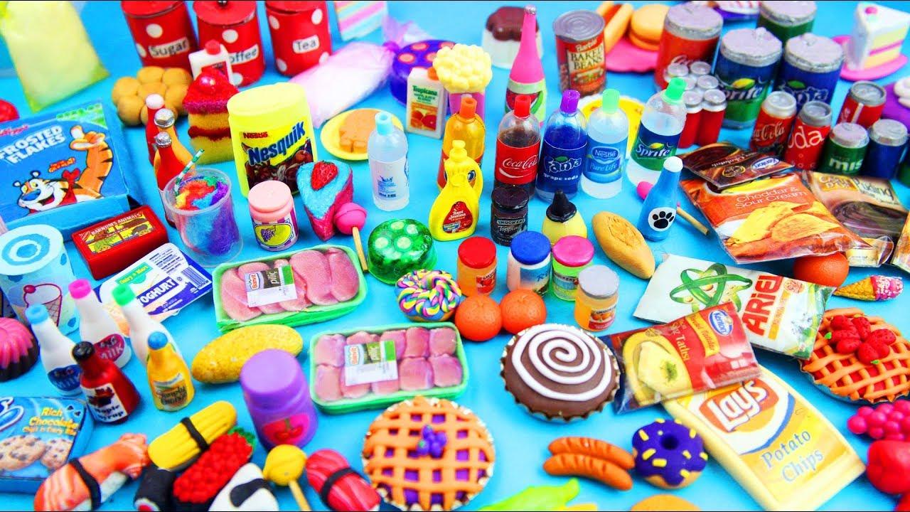 100 cosas en miniatura para mu ecas colecci n 4 100