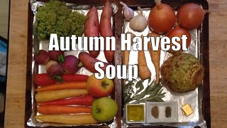 Autumn Harvest Soup!