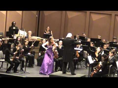 Bartók Violin Concerto No.2, Kathrin ten Hagen, Donald Portnoy, USC Symphony 2/2