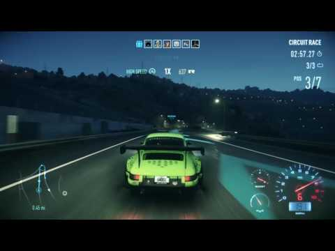 Seed for speed RSR 911 perfect tune