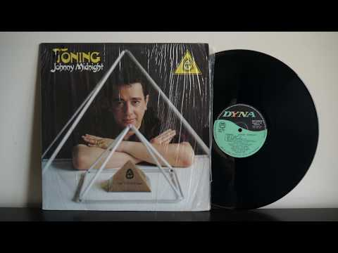 Johnny Midnight - Toning (1981)  Dyna DNS 1068 Philippine Healing Radio broadcaster