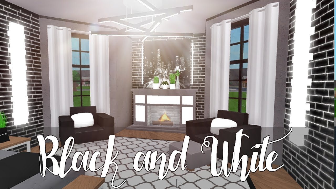 Cute Living Room Ideas Bloxburg - Hamadasa