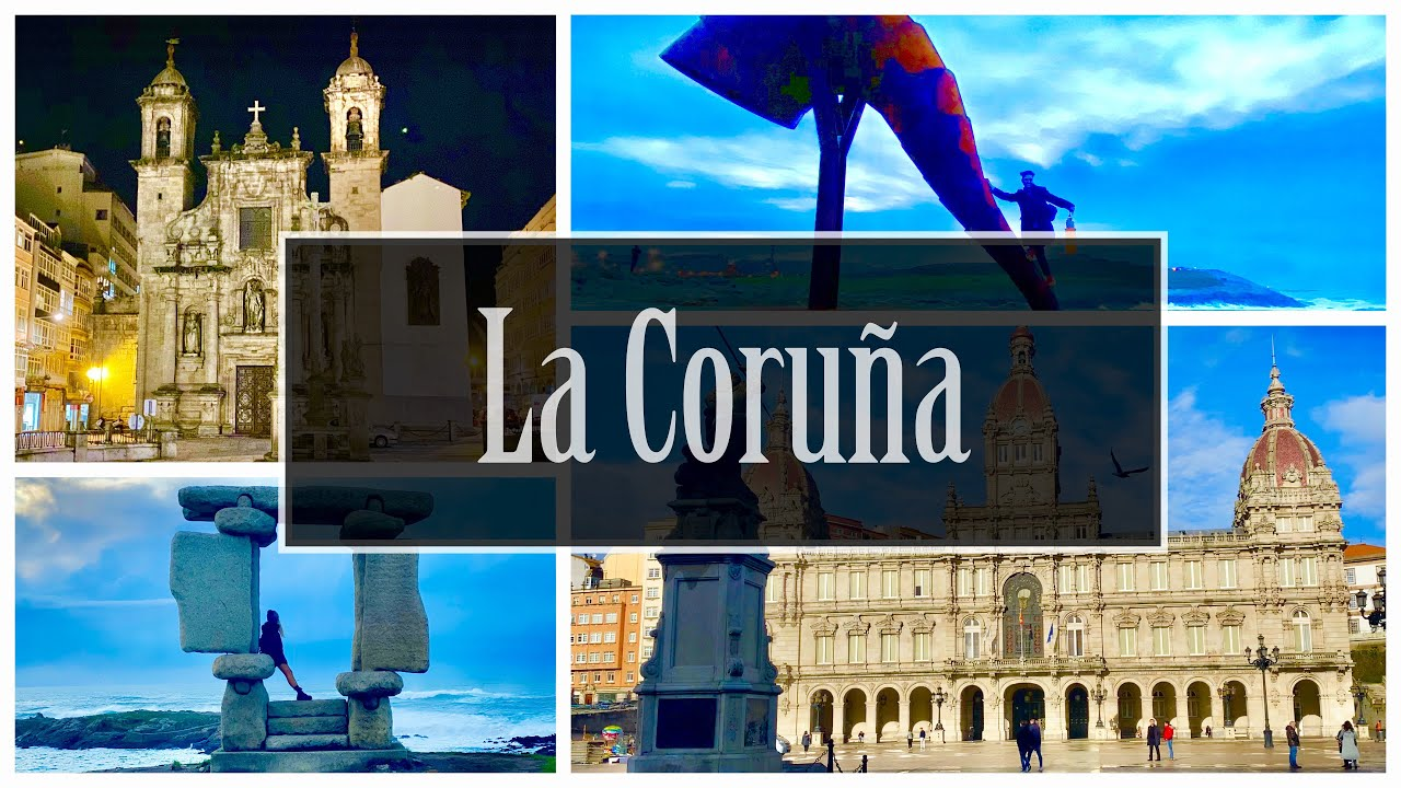 Download 14 Things To Do in La Coruña, Spain