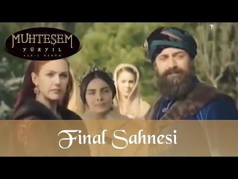 Muhteşem Yüzyıl 75.Bölüm Final Sahnesi