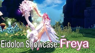 Eidolon Showcase: Freya | Aura Kingdom