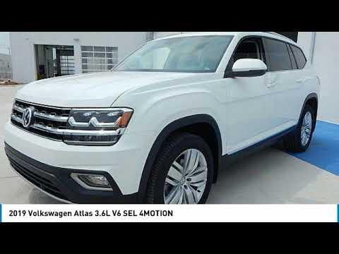 2019 Volkswagen Atlas Edmond Ok, Oklahoma City OK, Norman OK KC559027