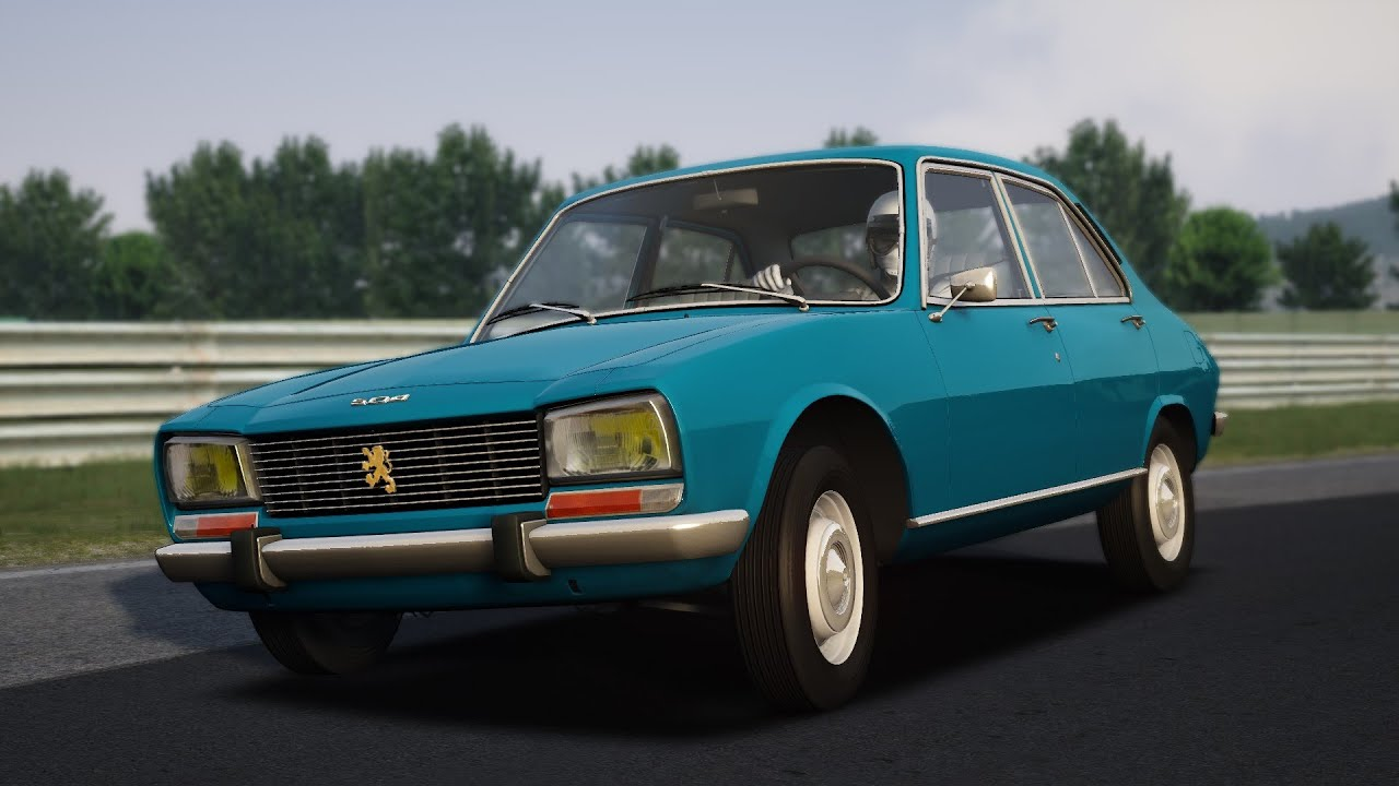 Assetto Corsa Peugeot 504 Download Youtube