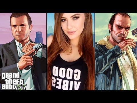 GTA 5 STORY MODE - THE BIG SCORE! LAST & FINAL HEIST!