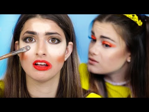 Full Face Of Makeup WITHOUT BLENDING! With CloeCouture