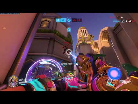 Overwatch:  | Timer For Charge (achievement)
