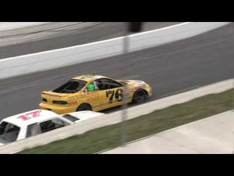 Sunset Speedway Mini Stock Heat 1 2016 09 10