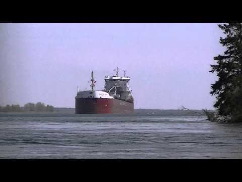Baie St. Paul Trillium Class Lake Freighter Canada Steamship Lines