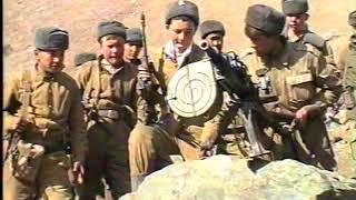 Таджикистан. Вторая Сары-Озекская Рота. ОССБ РК. 1994-95 год