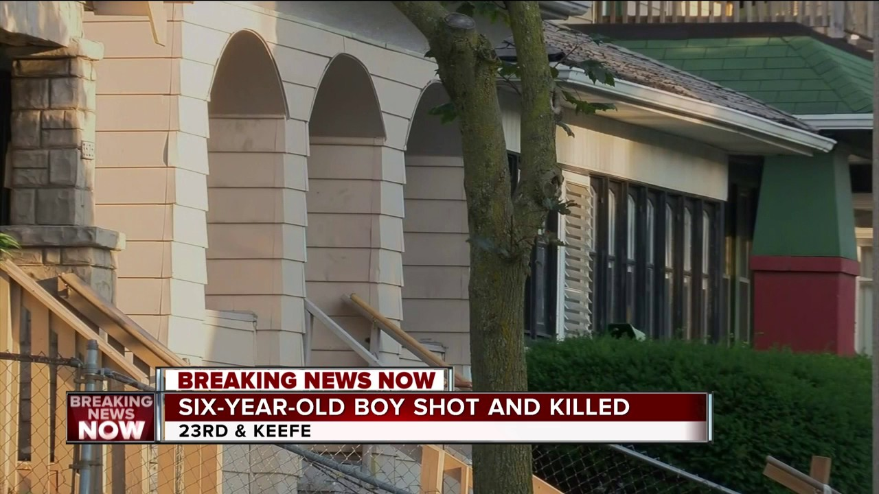 6-year-old child shot, killed on Milwaukee's north side ...