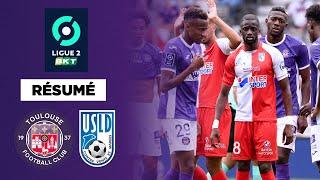 Résumé : Promu, Dunkerque s'offre Toulouse en ouverture de la Ligue 2 !