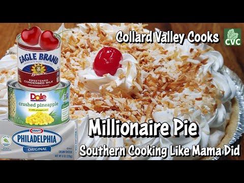 Millionaire Pie Looks And Tastes Impressive But So Easy