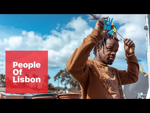 Rui wants to set a good example in a tough environment | People of Lisbon | Episode 031