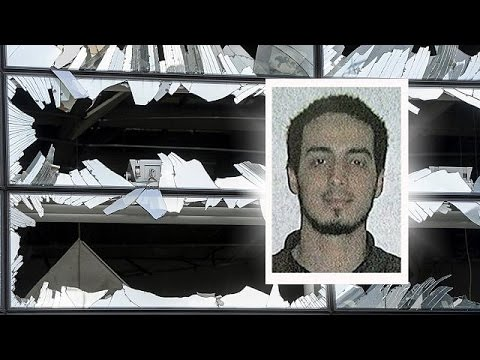 Brussels bomb suspect was Moroccan and 'known to police'