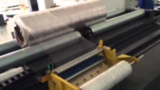 paper mill  metal roll wrapping machine packaging machine  wrapper
