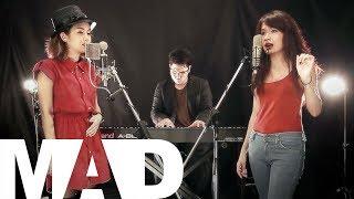 ตัดใจไม่ลงและคงไม่ยอม (Refuse) - WAii (Cover) | Bowky & Wanwan (The Voice Thailand Season 4)