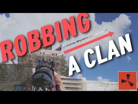 RUSTㆍHIJACKING A CLAN'S RAID... [2/2] thumbnail