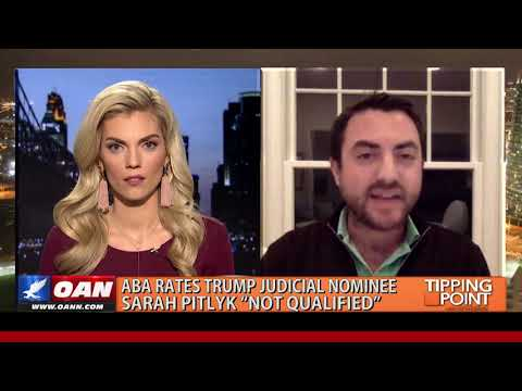 WATCH: Hammer On 'Tipping Point With Liz Wheeler': Leftists Hate Christian Judicial Nominees