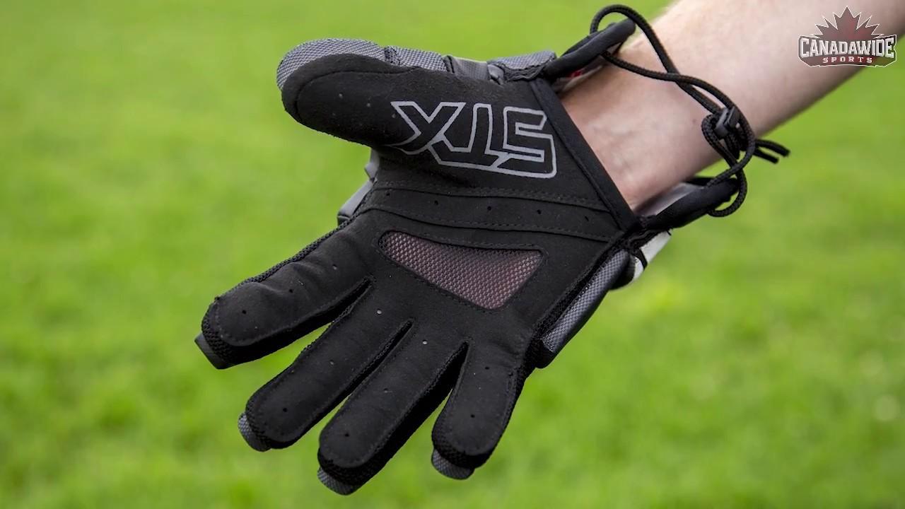 STX Lacrosse Stallion 200 Lacrosse Glove