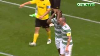 Celtic Fc - Celtic V Elfsborg Highlights 31/07/13