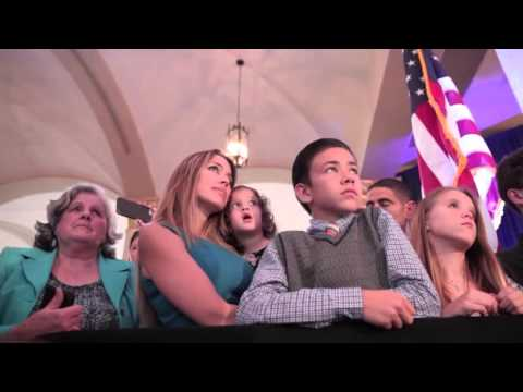 """Marco Rubio 2016 - """"Because"""""""