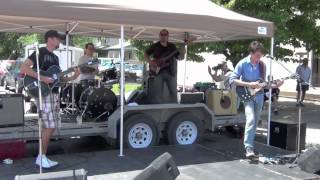 Curtis Newton Band