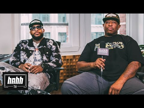 "Royce Da 5'9 & DJ Premier on ""PRhyme 2,"" Trap Music & More (HNHH Interview 2018)"