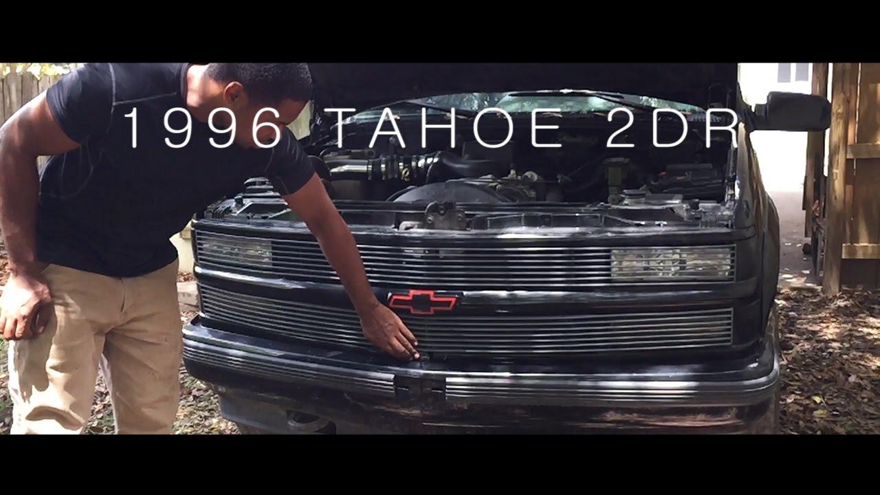 5 7 Vortec LT4 Hotcam LS Spring Build in 1996 Tahoe 2 Dr