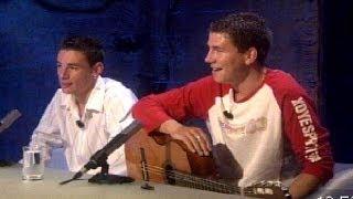"""Andy y Lucas en """"Ratones coloraos"""" (2003)"""