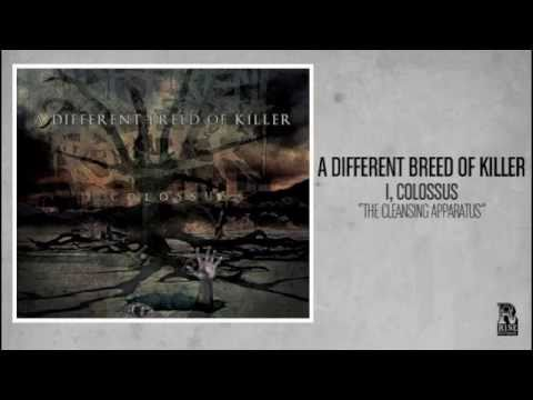 A Different Breed of Killer - The Cleansing Apparatus mp3