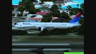 St. Maarten Princess Juliana International Airport (FS2004)